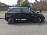 MG3 Black 5DR