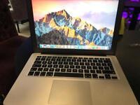 MacBook Air 13 inch Early 2015 i5 8gb RAM 128gb SSD