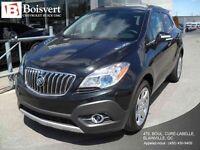 2014 Buick Encore CXL/CUIR/TOIT/AWD/DÉMARREUR/CAMÉRA