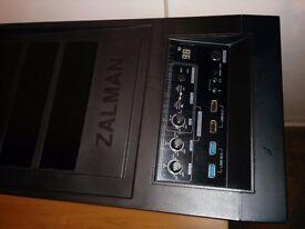 Computer case ZALMAN H1 FULL TOWER