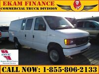 2006 Ford E350 E350 Super Duty Extended CARGO VAN INSULATED!!