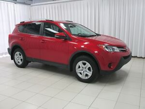 "2015 Toyota RAV4 """"ONE OWNER"""" LE AWD SUV"