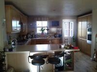Used kitchen units.