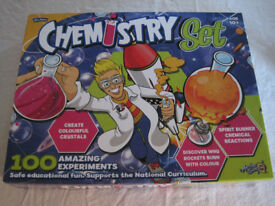 NEW John Adams Action Science Chemistry Set