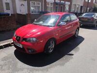 Seat Ibiza 1,9 Tdi Just serviced New Tyres ****grab Bragain