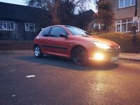 Peugeot 206 GTI Swap or Sell