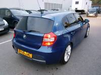 CHEAP BMW 116I M-SPORT FOR QUICK SALE OR SWAPS