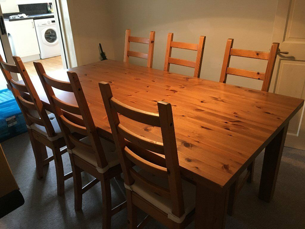 IKEA Dining Table Chairs For Sale