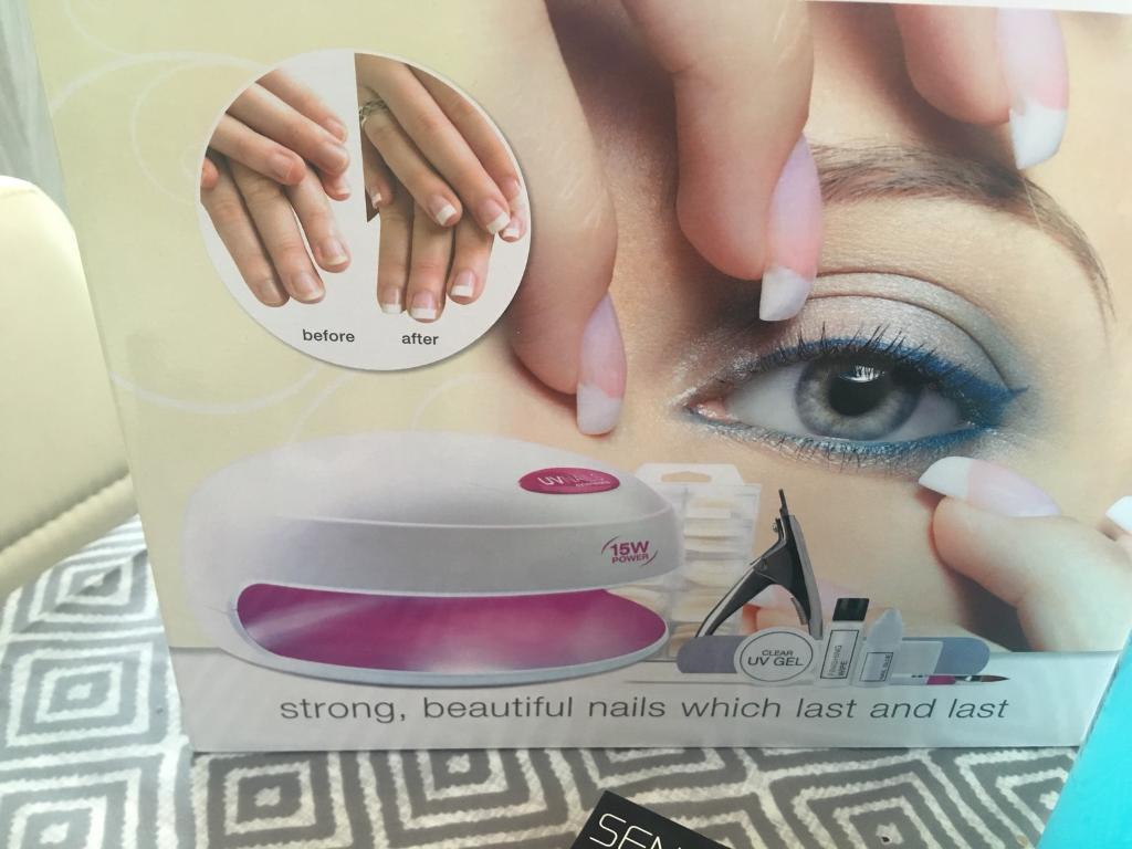 Rio UV nail extension/gel nail kit | in Washington, Tyne and Wear ...