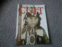THE CULT - Ceremonial Stomp tour programme 1991