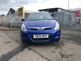 Hyundai 1.2 patrol MOT very good condition low mileage only 56,000 on the clock