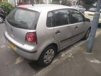 Volkswagen Polo cheap 1.2ltr 06plate
