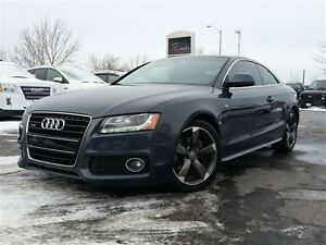 2009 Audi A5 3.2L (A6)-AWD-LUXURY COUPE