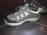 Steel toe cap trainers brand new size 8