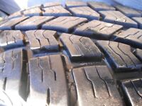 6 landrover wheels and tyres vgc