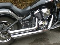 VANCE AND HINES VN900 EXHAUST