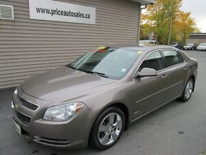 2010 Chevrolet Malibu PLATINUM LT - HEATED LEATHER!!!