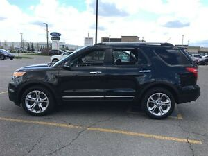 2014 Ford Explorer SOLD.Limited  4W.D. NAVI LEATHER.