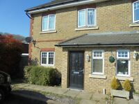 3 BED HOUSE SEMI DETACHED HOUSE WITH GARDEN & PARKING