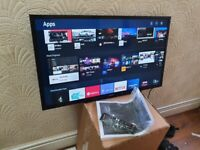 Brand new boxed SAMSUNG 32 inch smart FULL HD led tv with wifi, alexa, freeview hd