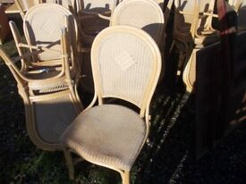 30 wicker chairs for sale