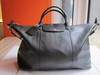 LONGCHAMP LE FOULONNÉ TRAVEL BAG WITH DUST BAG