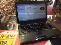 Toshiba Tegra R850 Intel i7 2.7Ghz CPU 6GB RAM 500GB HDD Windows 7 Laptop
