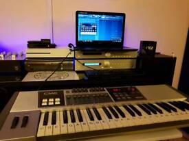 CME UF50 professional midi keyboard