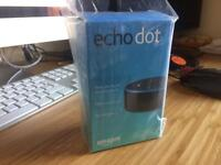 Amazon Echo Dot brand new sealed