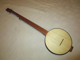 Backyard Fireside 5 String Travel Banjo