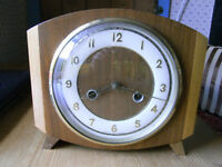 Westminster chime clocks