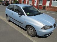 Seat Ibiza 1.2 petrol 2004