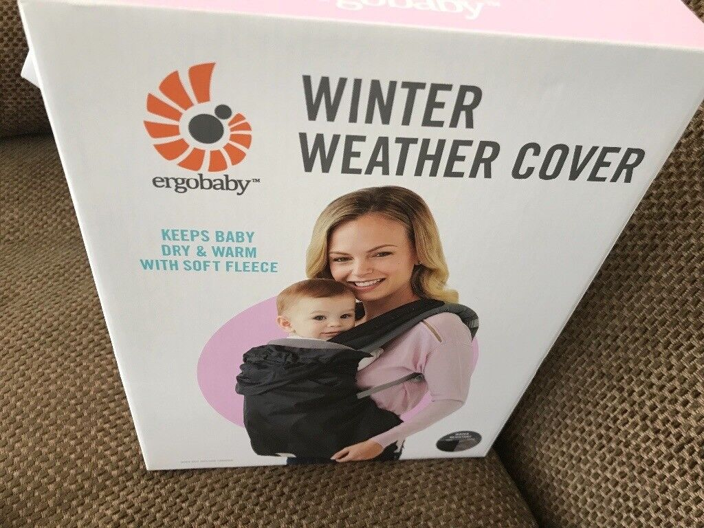 dfd2d62947e Ergobaby Baby Carrier Winter Weather Cover