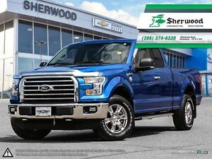 2015 Ford F-150 XLT XTR Only 14, 000KMS & PST PAID!!