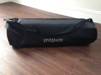 Phil and teds travel cot original version
