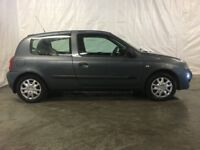 2007 Renault Clio 1.2 Campus 3dr *** Full Years MOT ***