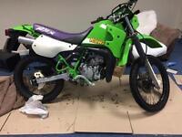 Swap Yamaha wr 125