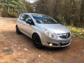 Vauxhall Corsa design 1.4 MOTD till August 85,000 miles very good car