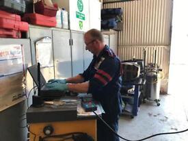 Vehicle diagnostics and auto-electrical faults
