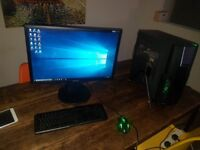 Gaming PC - Excellent Condition- I5 650 - GeForce GT 1030