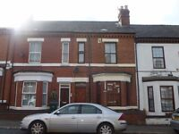 Double room to rent in City Centre - Starley Road