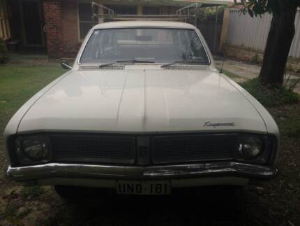 1971 Holden HG  Kingswood Wagon 186 Auto Manning South Perth Area Preview