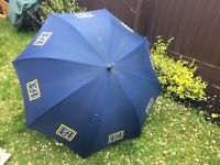 LARGE 3 LIONS ENGLAND UMBRELLA