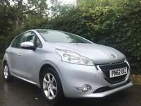 PEUGEOT 208 HDI **2012** FREE ROAD TAX** 3 MONTHS WARRANTY** FULL SERVICE HISTORY**
