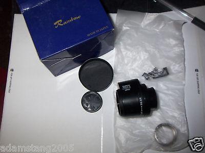 New Rainbow Cctv Lens T01-047v-000