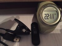 Garmin 405 GPS watch
