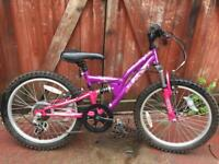 Girls 20 inch bike. Can deliver