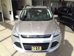 2015 Ford Escape SE| 4WD| SYNC| SUNROOF| BACKUP CAM| 43,127KMS Kitchener / Waterloo Kitchener Area image 11