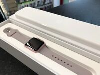 Apple Watch Sport Series 1 38mm Rose Gold with Sport Band