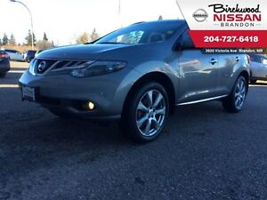 2012 Nissan Murano SL Leather Heated Seats Navi